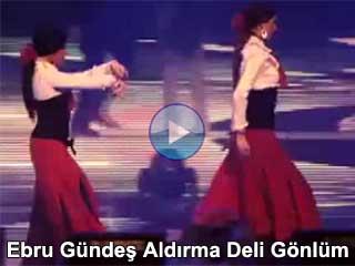 Ebru Gündeş aldırma deli gönlüm şarkısının video klibini izle şarkısını dinle