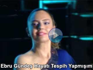 Ebru Gündeş hayatı tespih yapmışım video klibi ve şarkı sözü klip izle müzik dinle