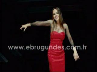 Ebru Gündeş seni istiyorum 2012 video klip