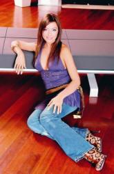 Belçikada yaşayan Türk şarkıcı Hadise