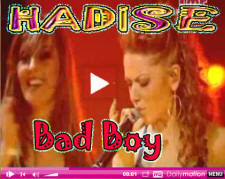 Hadise Acikgoz Bad Boy Original Video Klibi