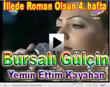 Bursali Gulcin videolari