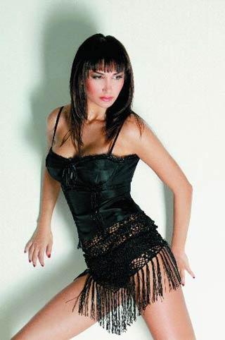 Manken Şarkıcı Nilay Dorsa