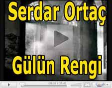 Serdar Ortaç 2010 Gülün Rengi Şarkı Sözü ve Klip