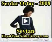 Serdar Ortaçın en son albümü Nefesten Şeytan Şarkısını dinle
