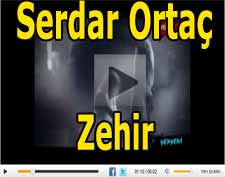 Serdar Ortaç zehir şarkısını dinle