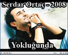 Serdar Ortacin en yeni albumunun Tum Sarkilari Yokluğunda