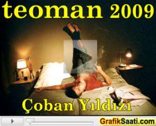 Teoman şarkıları 2009 yeni albümünden şarkılar Çoban Yıldızı şarkısının video klibi Teomanın Coban Yildizi klip izle Teomanin Yildizinin Klibini seyret