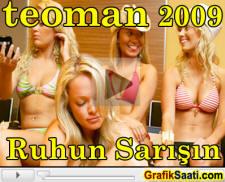 Şarkıcı Teoman yeni şarkıları Ruhun Sarışın Şarkısını dinle Teomanın Sarisin Sarkisini izle Sarışının klibini seyret Teomanin Şarkı Sözleri