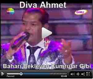 illede roman olsun yarışma programı show TV Diva Ahmet videoları
